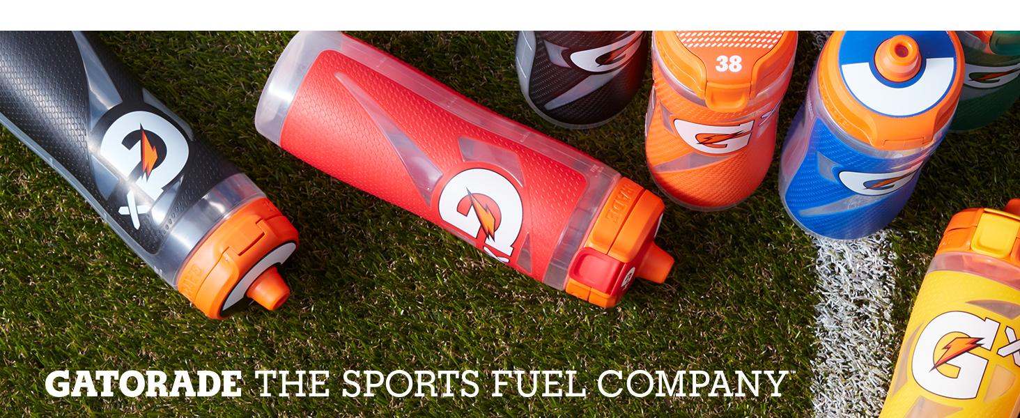 gatorade gx sports drink system
