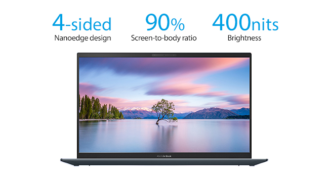 Bright, clear, power-efficient display