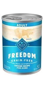 dog food; grain free dog food; wet dog food; canned dog food; grain free wet dog food, gluten free d