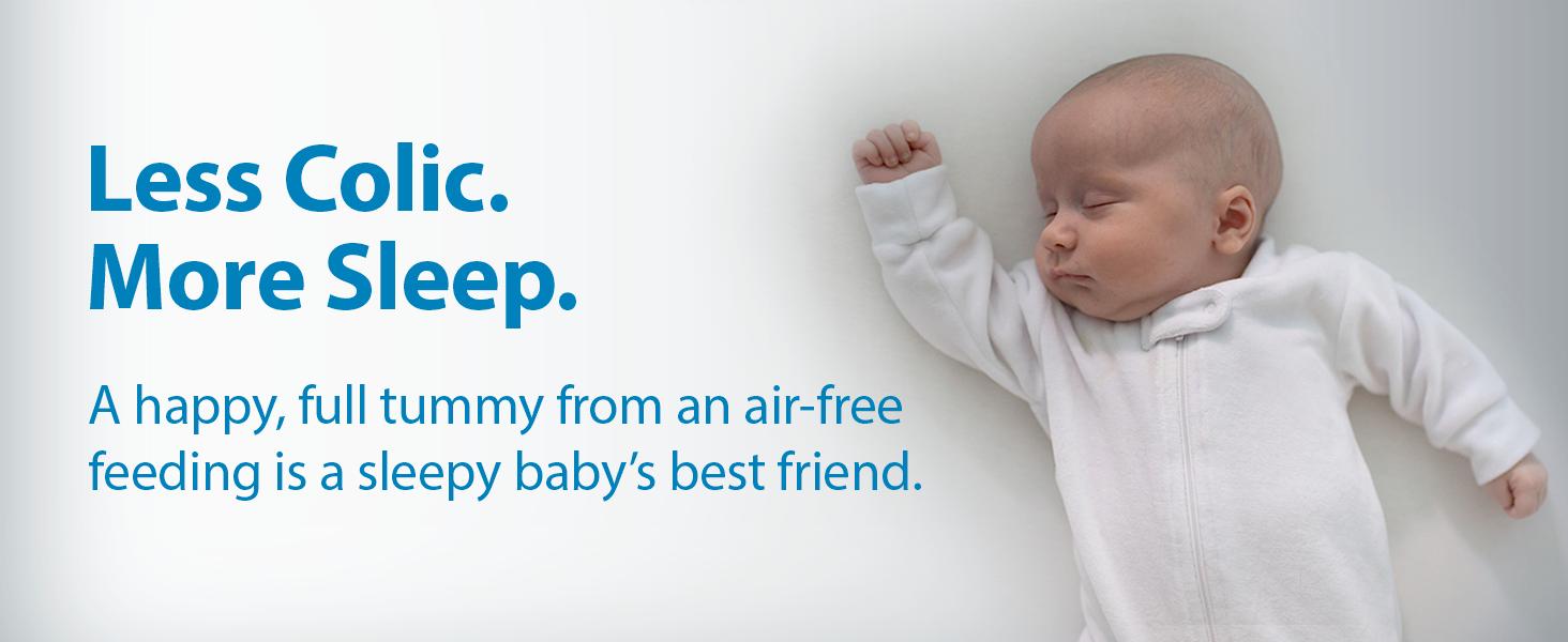 baby bottle colic dr browns sleep infant newborn breastfeeding slow flow popular best top 2020