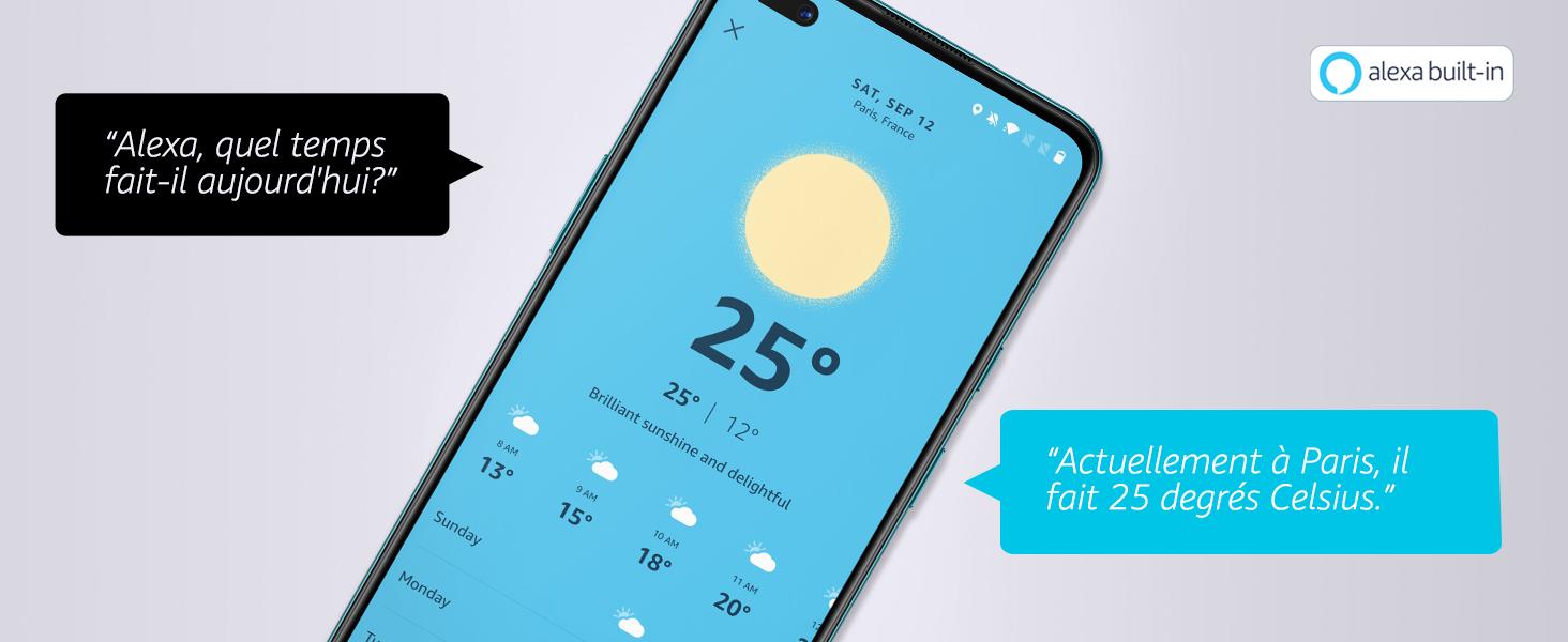 OnePlus Nord, OnePlus, One+ Nord, OnePlus 8 Nord, smartphone, One+, 1+ nord, Alexa