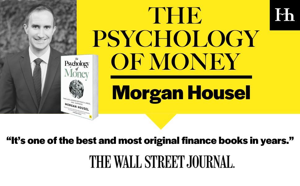 psychology money wall street journal wsj original finance book