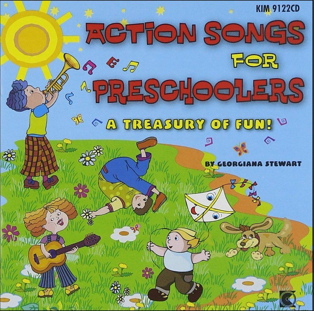 Kimbo - Action Songs For Preschoolers - Amazon.com Music