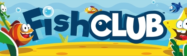 fish club, connect4, strategy, 2 players, board game, blue orange games, fish, aquarium