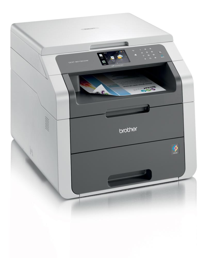 brother dcp 9015cdw a4 multifunction colour laser printer amazon