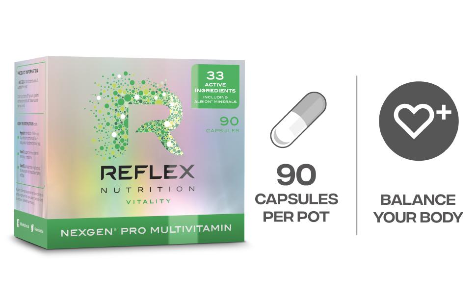 Reflex Nutrition Complemento Alimenticio Nexgen Pro Sports ...