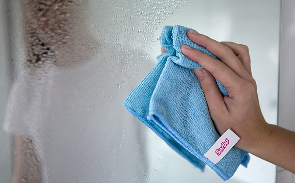 Sorbo Cleaning Essentials | Cloths