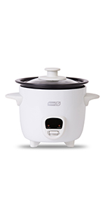 Amazon.com: Dash DRCM100XXPK04 Rice Cooker, Pink: Kitchen