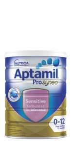 Aptamil ProSyneo Sensitive Baby Infant Fomula for Tolerance From Birth to 12 Months