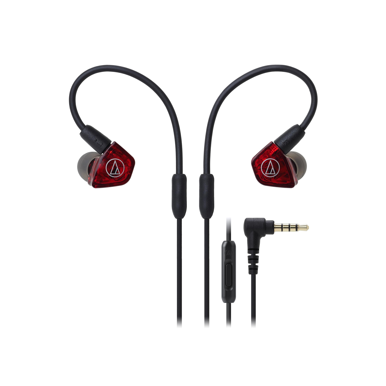 Amazon.com: Audio-Technica ATH-LS200iS In-Ear Dual