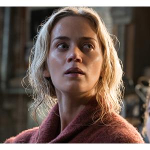 Emily Blunt as Evelyn Abbott