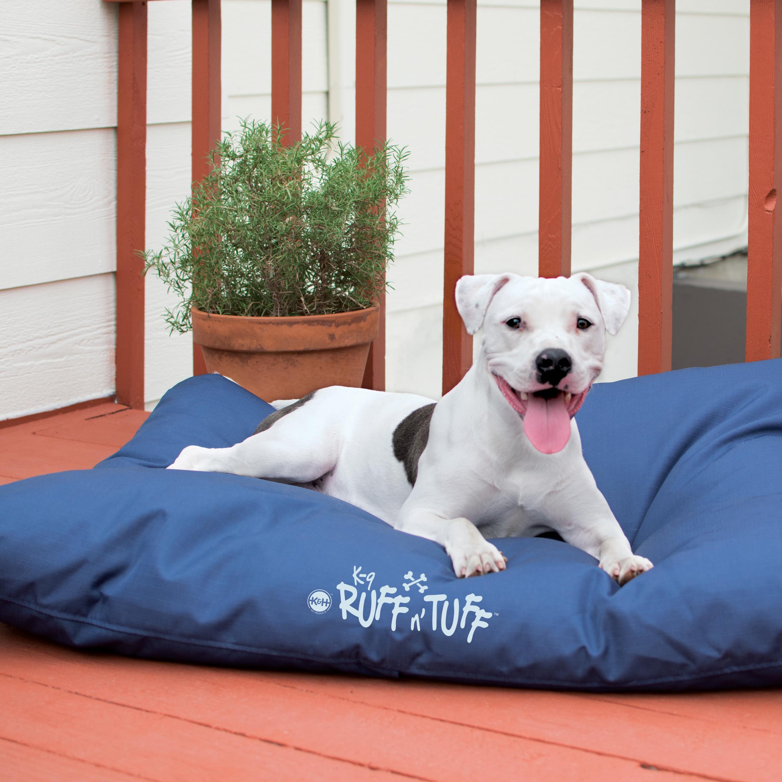 Amazon.com : K&H Pet Products K-9 Ruff n' Tuff Pet Bed