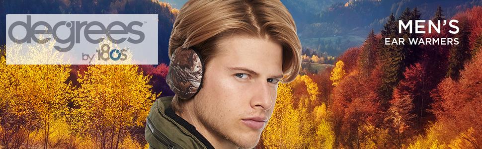 degrees ear warmers