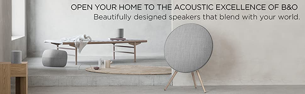 Bang & Olufsen Connected Audio