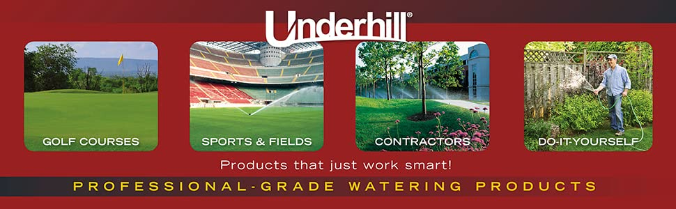 underhill, commercial watering supplies