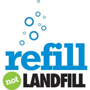 Refill not landfill reuse