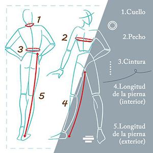 Medida de Camisa Camiseta Casaca Uniformes Unisex Cuello Pico Manga Corta