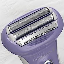 hypoallergenic foil trimmer four 4 blade shaver system razor
