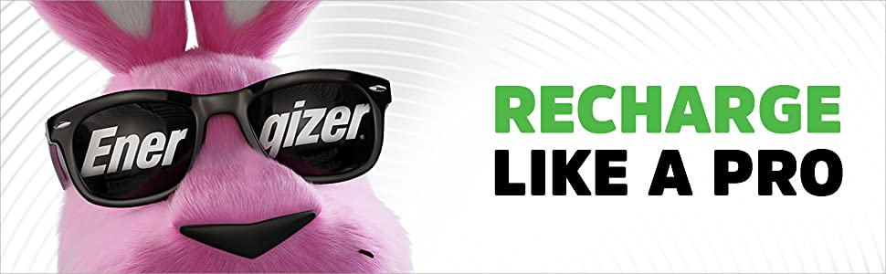 Recharge Like a Pro, Energizer Recharge, Rechargeable batteries, Battery Charger,