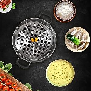 shrimp steamer pot