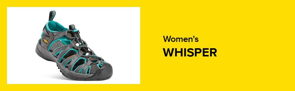 womens whisper closed toe water sandal hero