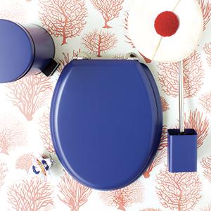accessoires WC;abattant wc; balai-brosse WC;Poubelles de salle de bain wc