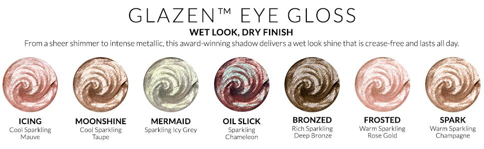 Amazon.com: butter LONDON Glazen Eye Gloss, Frosted: Luxury Beauty
