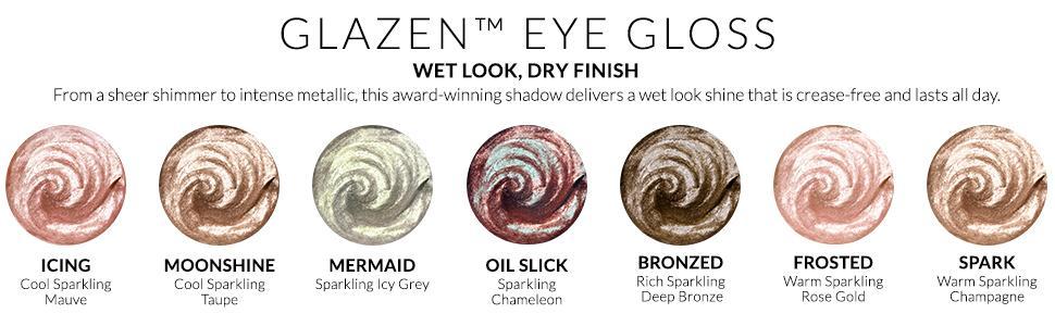 Amazon.com: butter LONDON Glazen Eye Gloss, Frosted: Luxury Beauty