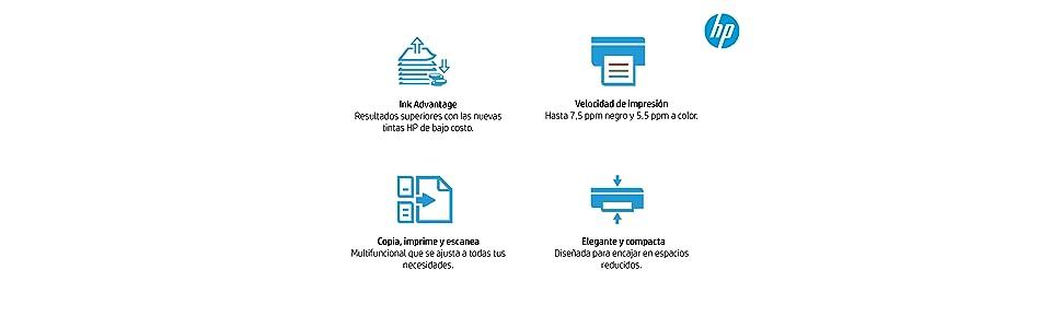 HP DeskJet Ink Advantage 2135 All-in-One Printer 5d433066 0439 4cbd 9fa2 4490f33b2472