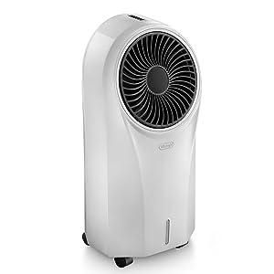 EV250WH delonghi air cooler; evaporative cooler; fan; air conditioner