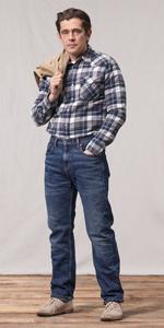 Levis Mens Big and Tall Classic Fit Easy Khaki Pants ...