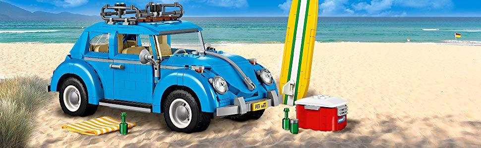 LEGO Creator Expert-Volkswagen Beetle, Set de Juguete
