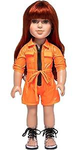 I'M A GIRLY fashion doll Robyn, doll Robyn, I'M A GIRLY Robyn, doll Robin, doll wig Robin