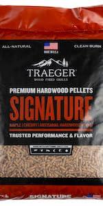 hardwood pellets smoker