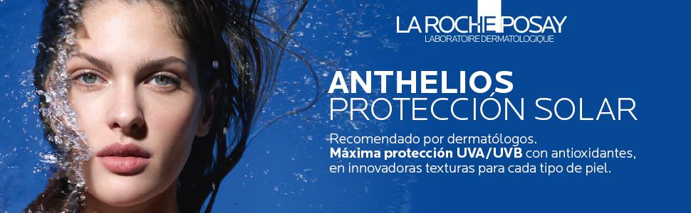 Anthelios,protector solar, pantalla solar, isdin, sol, bloqueador