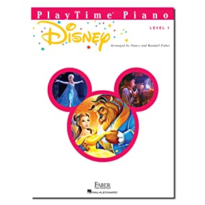 Faber Piano Adventures PlayTime Piano Disney