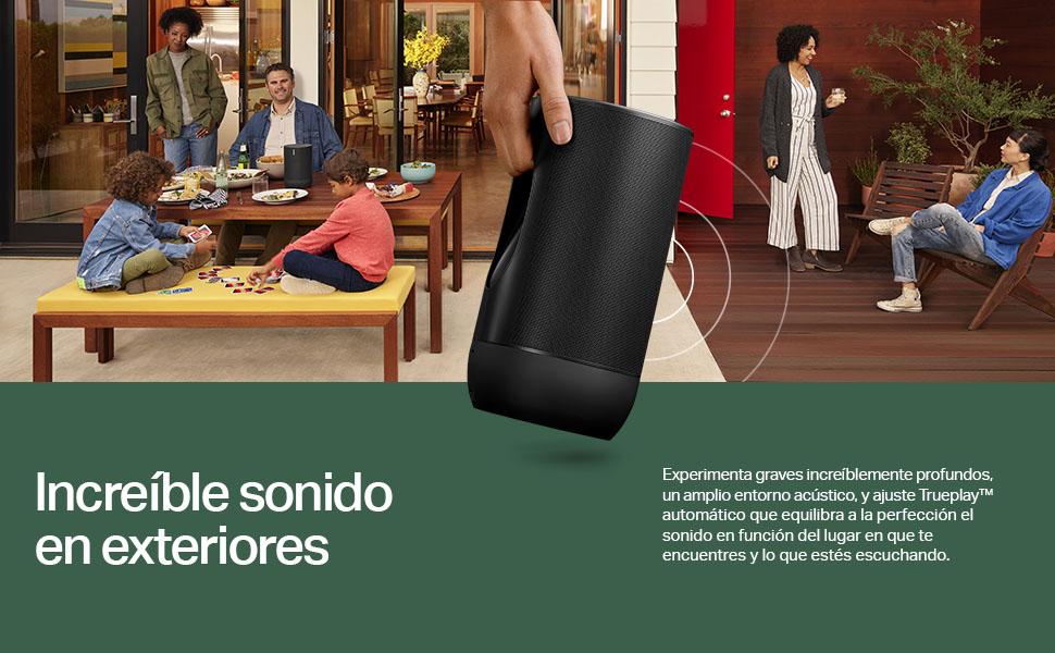 Sonos Move, Sonos