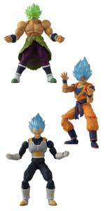 Dragon Ball- Dragonball Z otro Figura De Combate Super Saiyan Blue Goku (Bandai 35958) , color/modelo surtido: Amazon.es: Juguetes y juegos