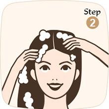 rinse, ayurvedic shampoo