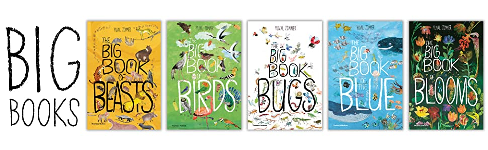 big book series;yuval zomer