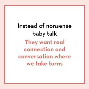 speech and babies, teaching babies to talk, baby talk