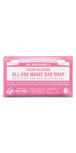 ドクターブロナー ブロナー マジックソープ マジックソープバー 石鹸 石けん せっけん ソープ