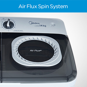 Air Flux Spin System