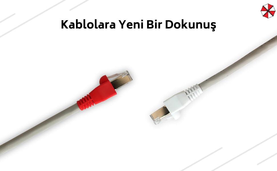 Kablolara Yeni Bir Dokunuş