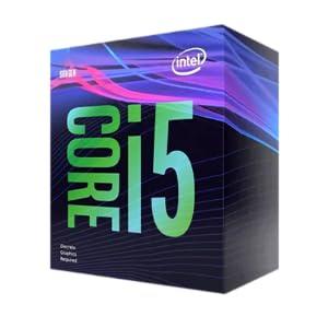 processador COMPUTADOR GAMER 5000 - I5 9400F 2.9GHZ 9ª GER. MEM. 8GB DDR4 SSD 240GB GTX 1660 6GB
