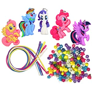 MLP Necklace Set Contents