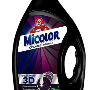 Micolor Detergente Líquido Adiós al Separar - Pack de 4, Total ...