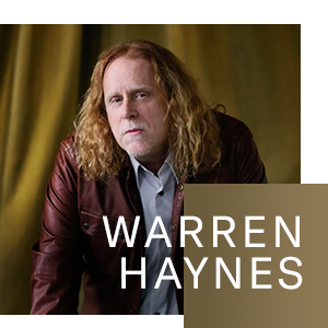 Warren Haynes plays American Stage