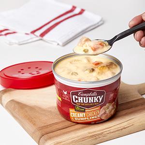 Chunky microwavable bowl