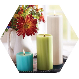 beeswax pillar candles all natural
